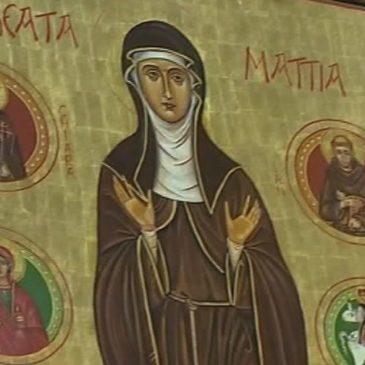 PRIMO MARZO 1253 NASCEVA LA BEATA MATTIA