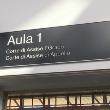 OMICIDIO DI CHIARAVALLE, ERGASTOLO PER MARINANGELI