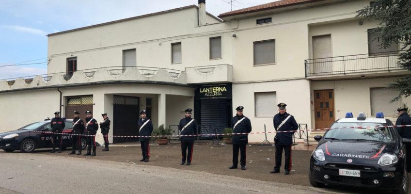LANTERNA AZZURRA CHIUSA SECONDA INCHIESTA