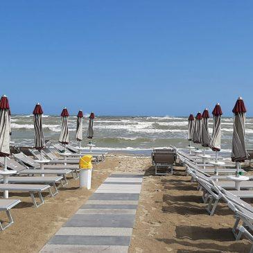 ESTATE AL MARE: NUOVE REGOLE ANTI-COVID IN SPIAGGIA