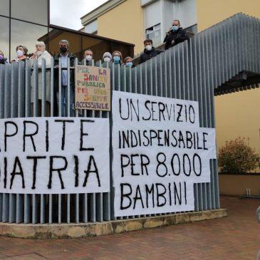 """""""RIAPRITE LA MATERNITA' AL PROFILI"""", NUOVE PROTESTE A FABRIANO"""